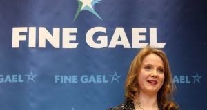 Senator Catherine Noone made allegations against an unnamed member of the Fine Gael party  last week.  Photograph: Sam Boal/RollingNews.ie