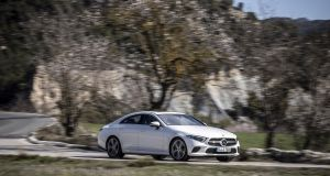 Based on the same chassis as the E-Class saloon and coupe, the CLS gets an all-new engine lineup which, for now, comprises Merc's new 3.0-litre straight-sixes in petrol and diesel forms, and all of the petrol models are now mild hybrids