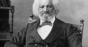 American orator, abolitionist, writer and escaped slave, Frederick Douglass (1817-1895) pictured circa 1880. Photograph: MPI/Getty Images
