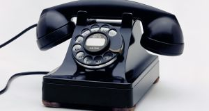 Henry Dreyfuss's Model 302  set the template for decades of what a telephone was supposed to look like
