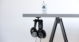 The Anchor headphone mount.