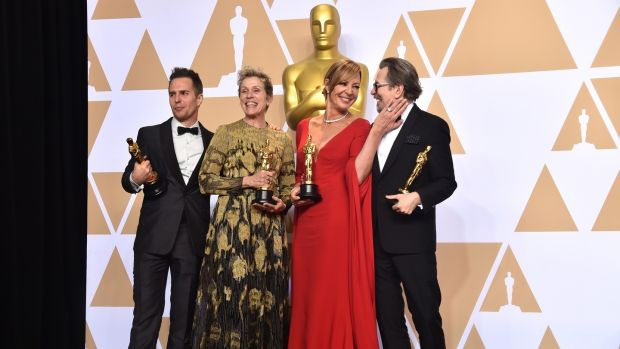 Oscars 2018: viewing figures for ceremony lowest ever recorded