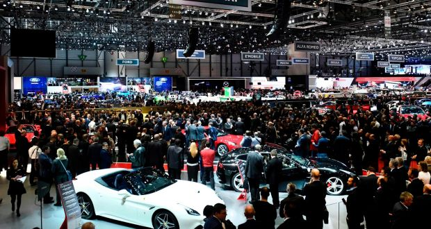All You Need To Know About The Geneva Motor Show - Geneva car show