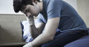 Some studies suggest that as many as four out of five people under 25 who die by suicide have self-harmed. Photograph: iStock