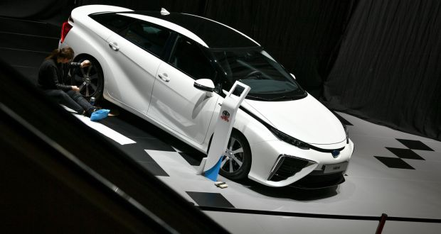 Toyota To End Production Of Diesel Cars This Year - Toyota show car