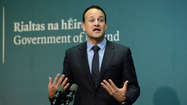 Taoiseach Leo Varadkar: said the Strategic Communications Unit had become a 'distraction from the work of Government'. Photograph: Dara Mac Dónaill