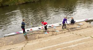 If you're in the Cork area and ever fancied giving rowing a go, look no further than Rushbrooke Rowing Club