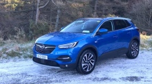 Our Test Drive: the Opel Grandland X