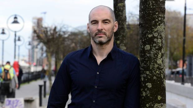 Richie Sadlier: 'Clients say regular, excessive drinking is the only thing that helps them with their depression'. Photograph: Cyril Byrne