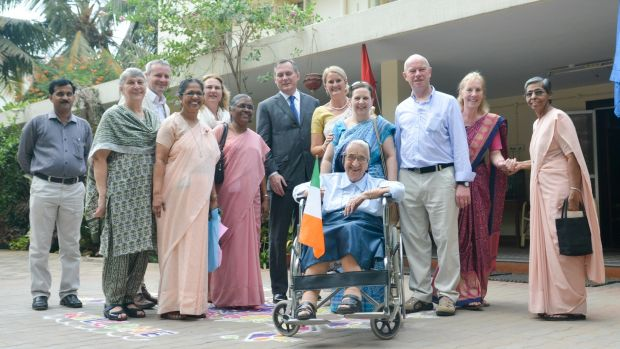 Celebrating the Irish nun educating children in India for 70