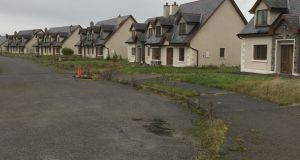 A development of 12 houses for sale as seen for €300,0000 at Quay West, Cootehall, Co Roscommon.