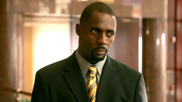 The Wire transformed the careers of several actors, including Idris Elba. Photograph: HBO