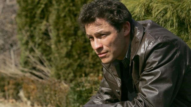 James 'Jimmy' McNulty played by Domnic West. Photograph: HBO