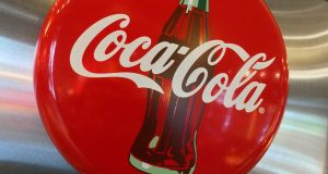 The kind of Chu-Hi  drink planned by Coca-Cola typically contains between  3 and 8 per cent alcohol. Photograph: AFP
