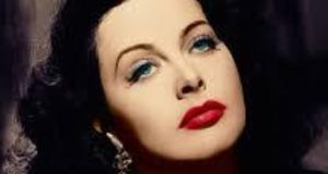 Hedy Lamarr: her invention formed the basis for bluetooth and wifi, but the Viennese actress was accused of stealing the idea from her ex-husband, who made torpedoes for Hitler