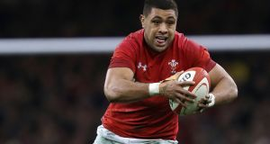 Taulupe Faletau will captain Wales in Sunday's Six Nations clash against Italy, while Scarlets flanker James Davies will make his Test debut, the Welsh Rugby Union has announced. Photo: David Davies/PA Wire