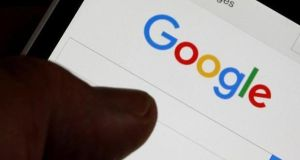 Of the total 2.4 million requests for links to be deleted by Europeans, 43 per cent have been granted, Google said