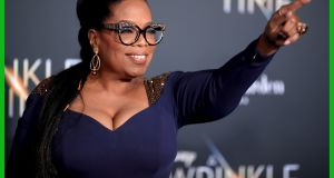 Oprah Winfrey will continue in her role as board member, adviser and spokeswoman for Weight Watchers. Photograph: Getty