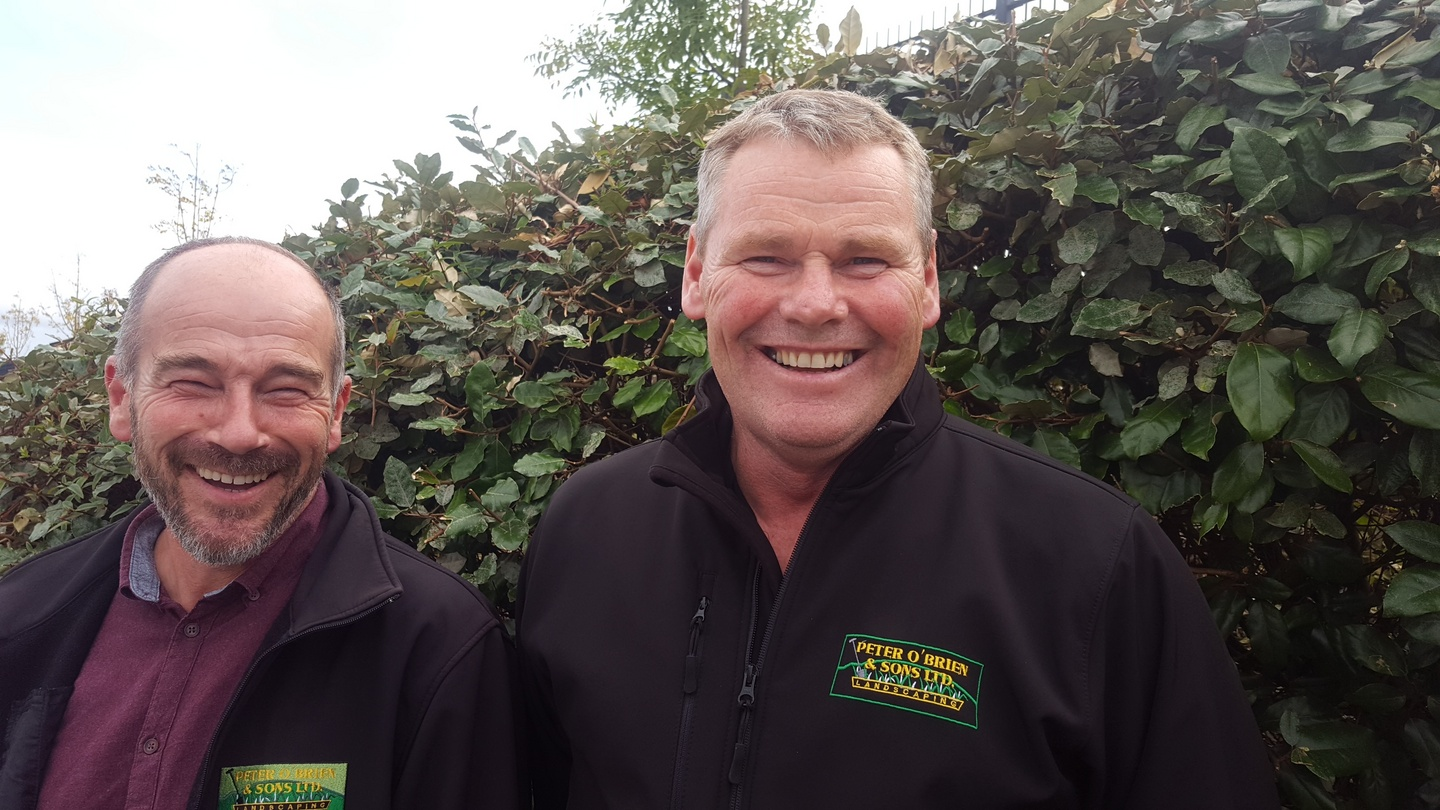 - Future Proof: Peter O'Brien And Sons Landscaping Ltd