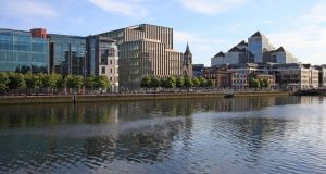 Grant Thornton's HQ in Dublin's docklands: Grant Thornton has said it was establishing a new people and change consulting practice in the North