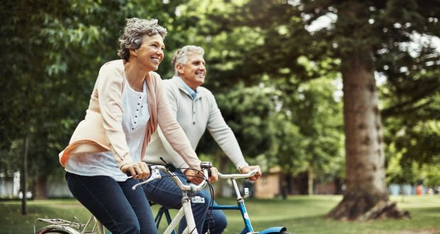 Cycling can hold back effects of ageing and may rejuvenate immune system 3a3018b9904