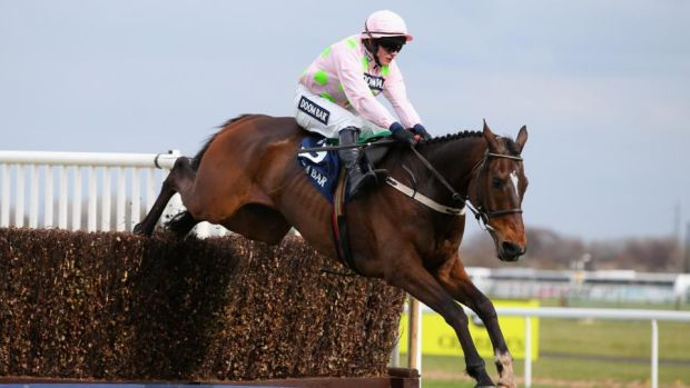 Douvan is set to make his return against Altior in the Champion Chase. Photograph: Alex Livesey/Getty