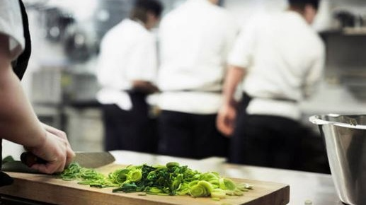 """Out of the 60-something students that were in my year, only about 20 are still chefs currently. This is because of work conditions, and the quality of life as a chef is just terrible."" Photograph: Getty Images"
