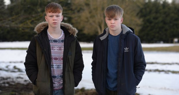 96bfc5fa18a2 Model Travellers Paddy and Liam   The clothes are nice but I wouldn ...