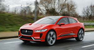 Long range: according to the newest, tougher economy  test, the I-Pace will put some 480km between charge-ups