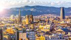Barcelona is one of the many destinations where the lower cost of living can be a factor for  prospective students. Photograph: iStockphoto