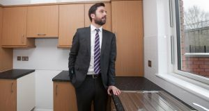 Minister for Housing Eoghan Murphy: claims Eurostat ruling will not impede social housing delivery. Photograph: Gareth Chaney Collins