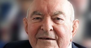 Dr John G Cooney: devoted his life to the care of others