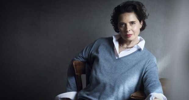 Isabella Rossellini: My job was 'be beautiful and shut up'