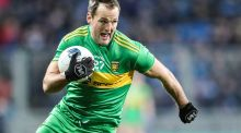 Michael Murphy: will be in action for Donegal against Tyrone. Photograph: Laszlo Geczo/Inpho