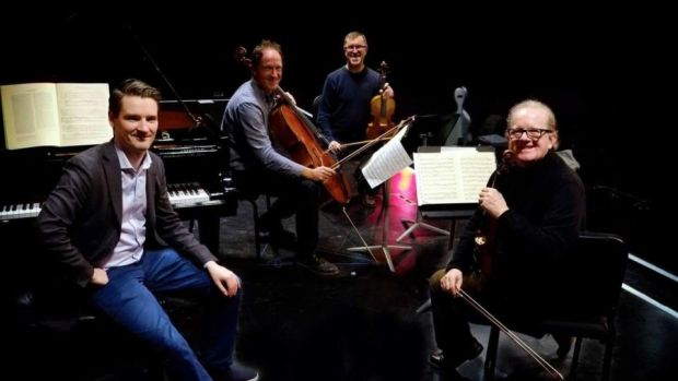 The Vanbrugh with Michael McHale: Quartet will perform Schumann and Dvorák