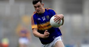Michael Quinlivan's early goal set up Tipp's win over Louth. Photograph: Donall Farmer/Inpho