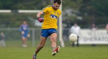 Donie Smith inspired Roscommon to victory over Clare. Photograph: Tom Beary/Inpho