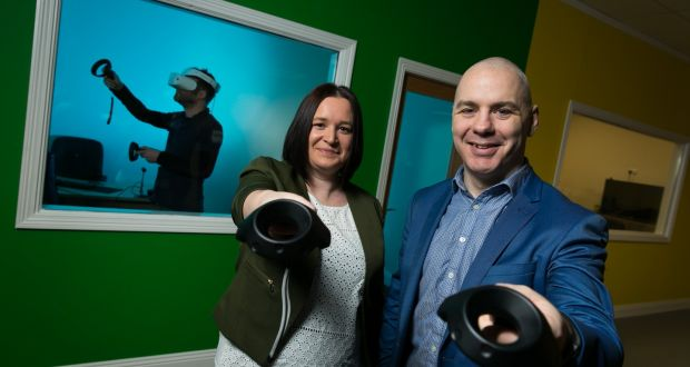 Irish VR firm raises €6.7m as it lists in Dublin and London