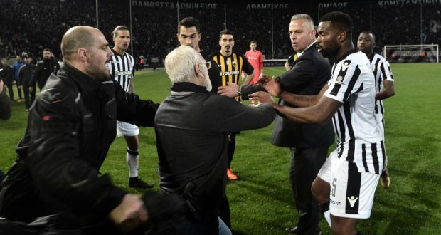Image result for paok fc