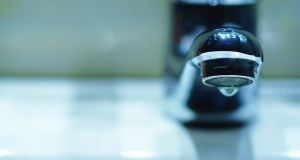 Water restrictions are currently in place for parts of Dublin.  Photograph: iStock
