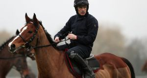 Ruby Walsh will be hoping Faugheen can roll back the years in the Champion Hurdle. Photograph: David Davies/PA