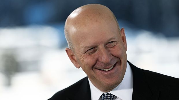 David Solomon is the the frontrunner at Goldman Sachs.