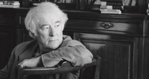 "Seamus Heaney: ""a learned, kindly and flawless guide, a companion in and out of the marvellous"""