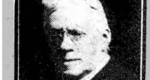 Richard Barry O'Brien: prolific author and journalist helped pave the way for Gladstone's public announcement of his conversion to home rule