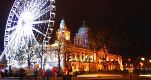 Belfast City Hall: the city council has said it had not entered into any formal discussions about Floral Hall with any investor or developer but would be keen to see it restored