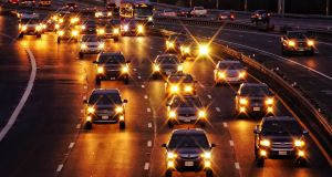 Dangerous problem: the number of vehicles with faulty headlights appears to be increasing