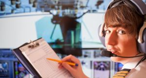 A professional qualification to fly as a commercial pilot can cost up to €100,000. Photo: iStock