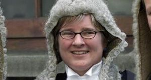 Ms Justice Aileen Donnelly halted an extradition case involving Polish man  in order to seek guidance from the European Court of Justice in Luxembourg. Photograph: Ronan Quinlan / Collins