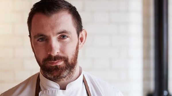 Patrick Powell, former head chef at Chiltern Firehouse, will head the kitchen at a new restaurant at Manhattan Loft Gardens opening early next year