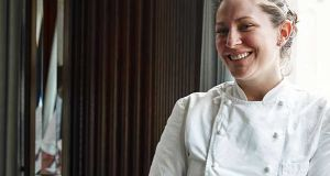 Shauna Froydenlund, from Derry, is chef patron at Marcus at the Berkeley hotel